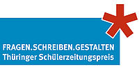 Logo Schülerzeitungspreis