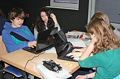 Bilaterales Schülerprojekt - Bild 2 - Quelle: Kerstin Michel