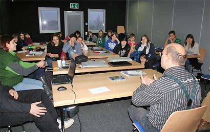 Bilaterales Schülerprojekt - Bild 3 - Quelle: Kerstin Michel