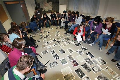 Bilaterales Schülerprojekt - Bild 4 - Quelle: Kerstin Michel