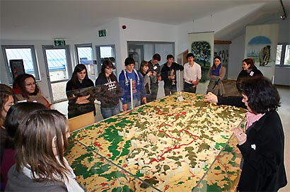 Bilaterales Schülerprojekt - Bild 5 - Quelle: Kerstin Michel
