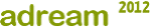 Logo Wettbewerb adream 2012