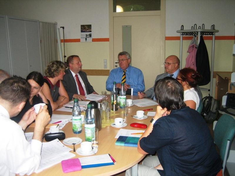 Arbeitsgespräche 2012