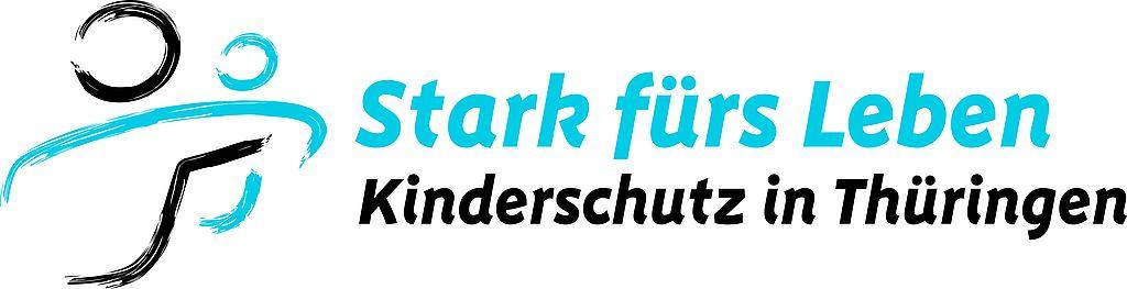 Logo Kinderschutz in Thüringen