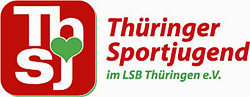 Logo Thüringer Sportjugend