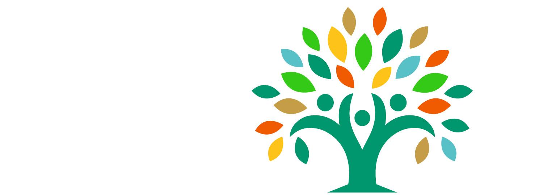 Logo Gut geht's: Ein stilisierter Baum