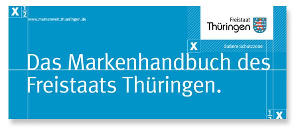 Cover Markenhandbuch Thüringen