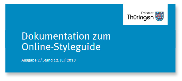 Cover Online-Styleguide