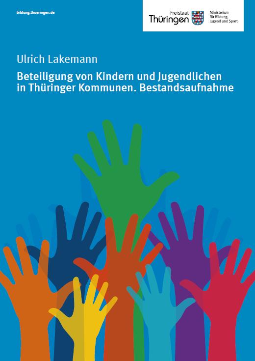 Cover der Publikation: Bunte Hände