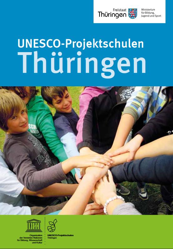Broschüre UNESCO-Projektschulen