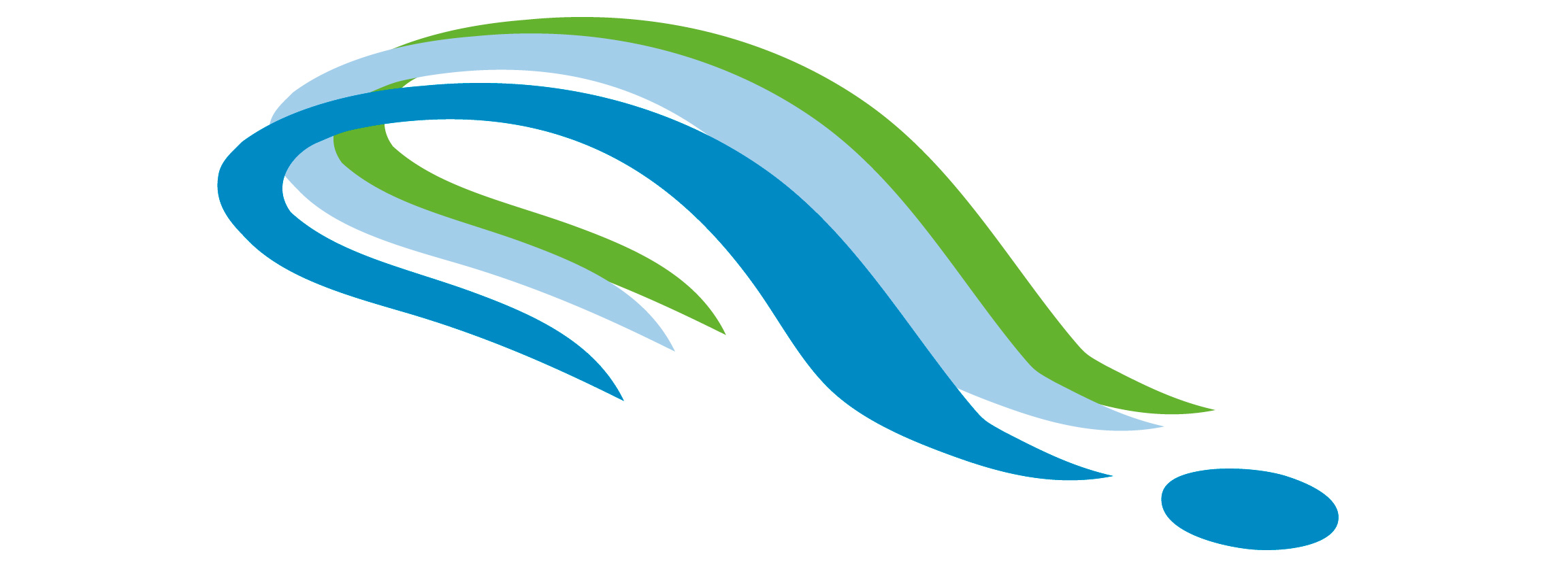 Logo der Physikolympiade: Stilisierte Fragezeichen
