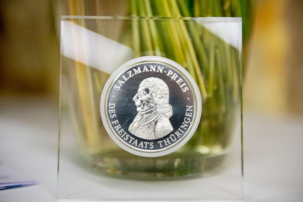 Medaille: Salzmann-Preis