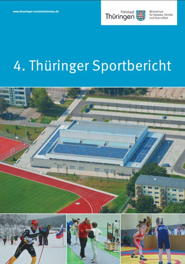 Cover 4. Sportbericht