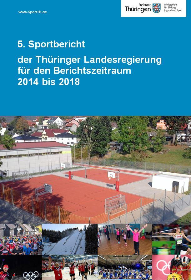 Cover 5. Sportbericht